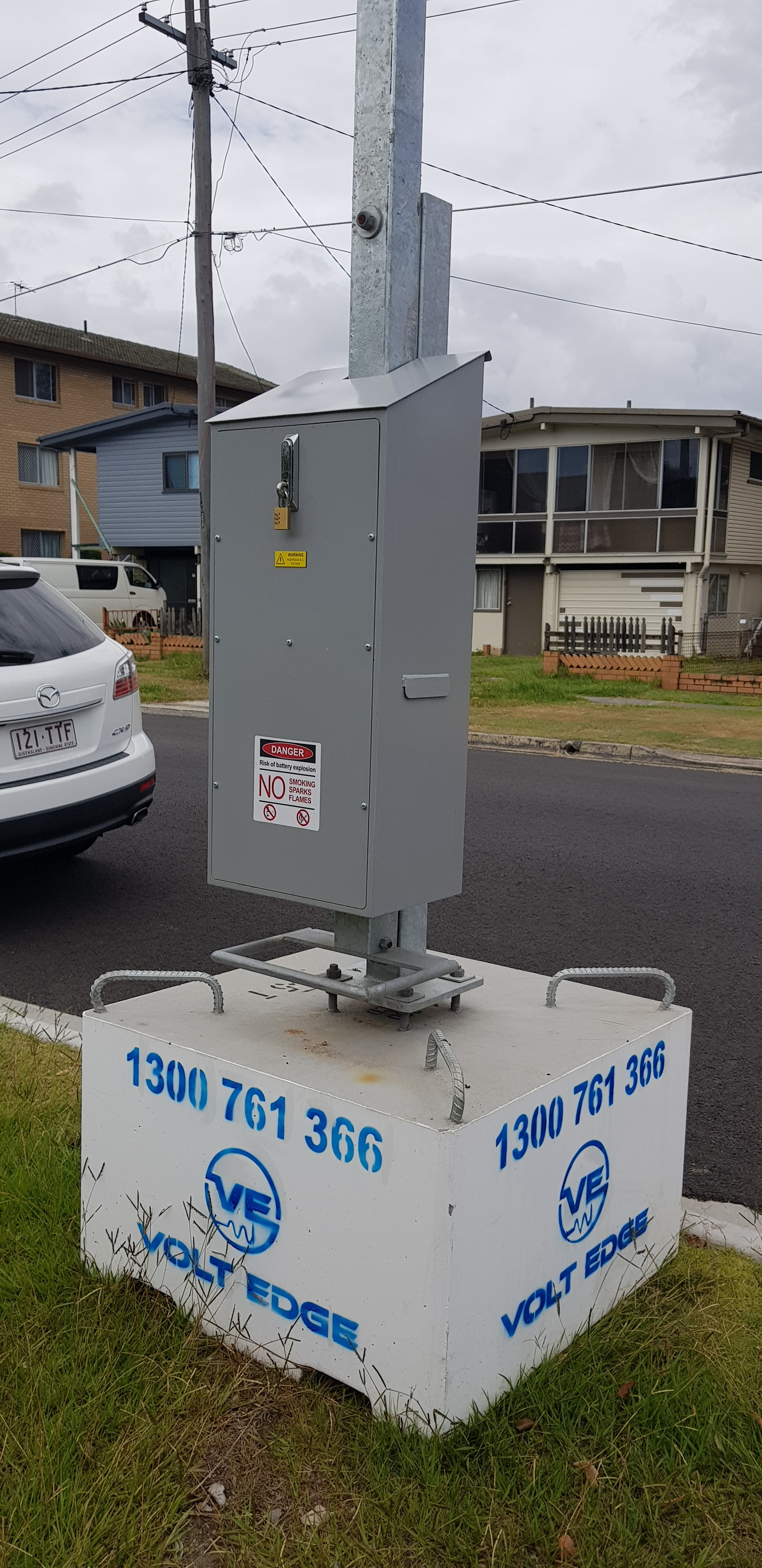 Solar Lights to hire in Brisbane, Mackay and Bowen Basin